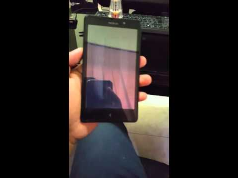 Nokia XL bad problem