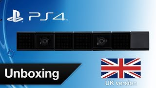 Sony PlayStation 4 Camera - UK Version Unboxing (PS4)