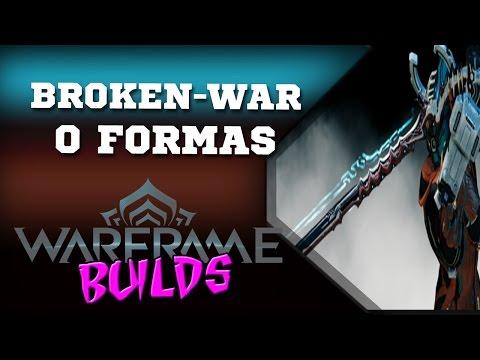 Warframe (pt-BR) | Broken-War (0 Formas)
