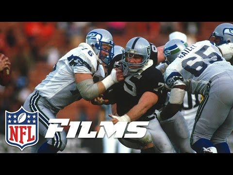 2 Howie Long  Top 10 Raiders All Time  NFL Films