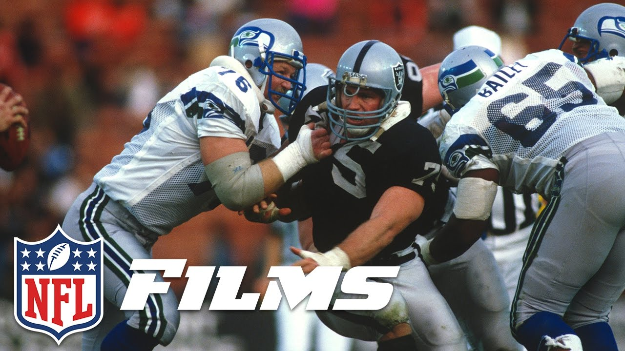 2 Howie Long | Top 10 Raiders All Time | NFL Films YouTube