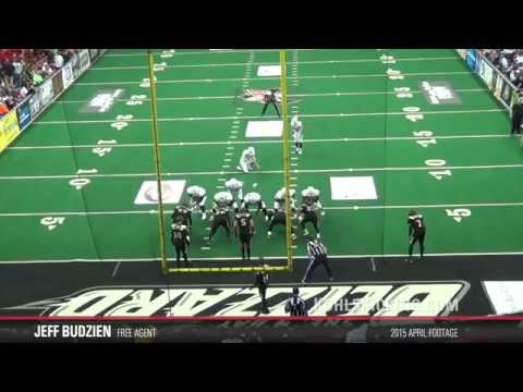 Jeff Budzien | Free Agent Kicker | 2015 April Film