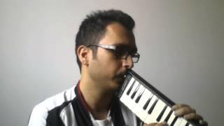 """"""" Siamak Abbasi - Khoshbakhtit Arezmoome """" Melodica Cover"""