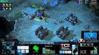 TCS #192: [TvZ] GioeleZ vs aqurk