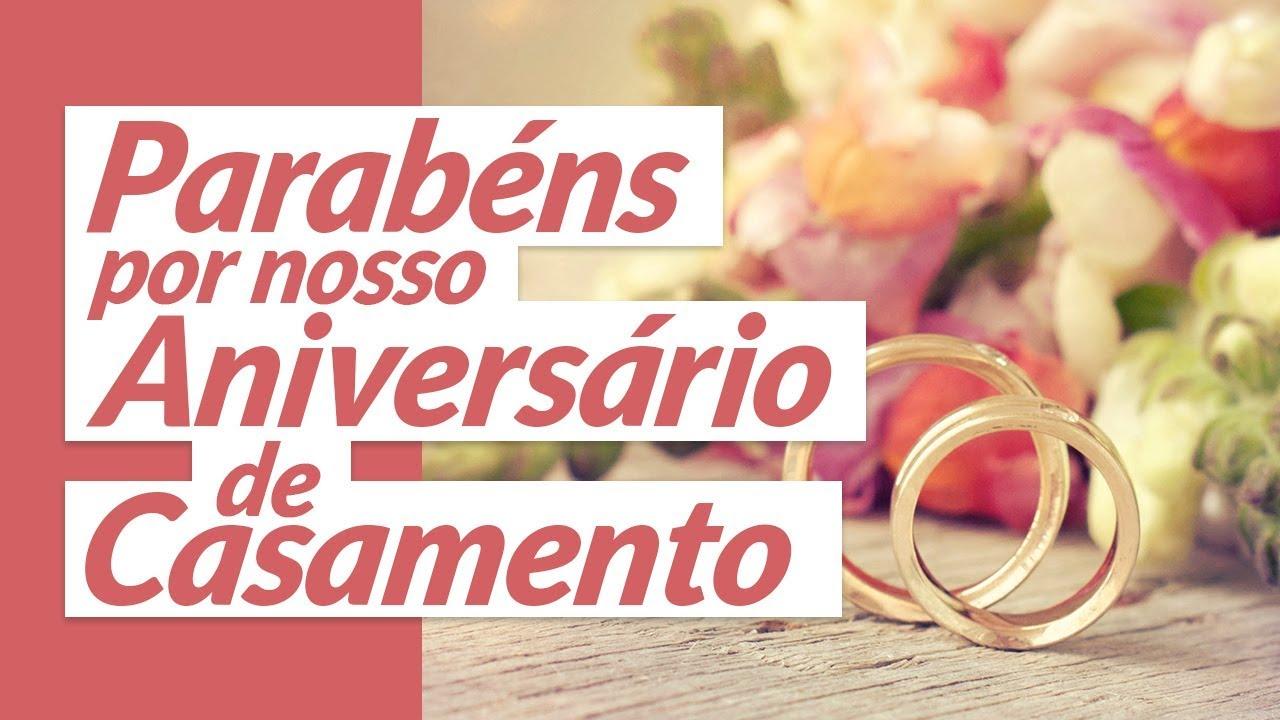 Mensagens De Aniversario De Casamento: Parabéns Por Nosso Aniversário De Casamento