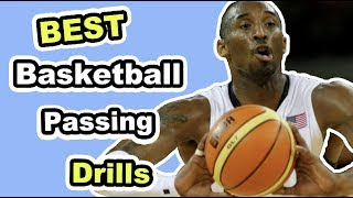 BEST Basketball Passing Drills For Basketball Teams