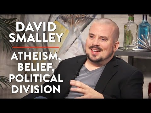 David Smalley and Dave Rubin: Atheism, Belief, and Political Division (Full Interview)