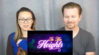 Download In The Heights Official Trailer // Reaction & Review Mp3 and Videos