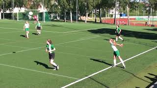 30.06.18 IFK B-flickor - RaiFu-VG 62 - halvlek 2