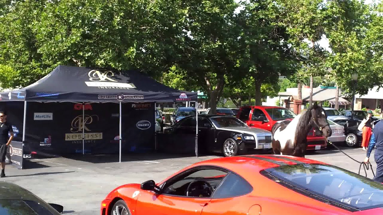 one horsepower gets the most attention at car show youtube. Black Bedroom Furniture Sets. Home Design Ideas