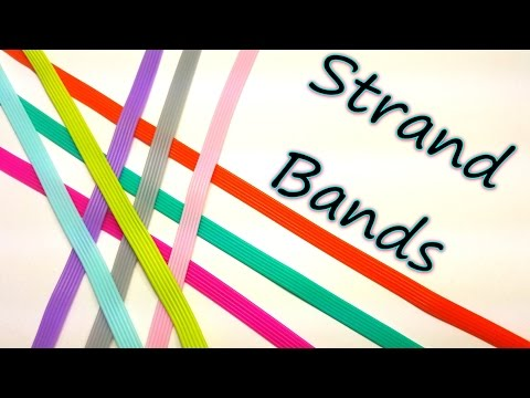 Strand Bands Unboxing, Review and Tutorial by feelinspiffy