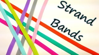 Strand Bands Unboxing Review and Tutorial by feelinspiffy