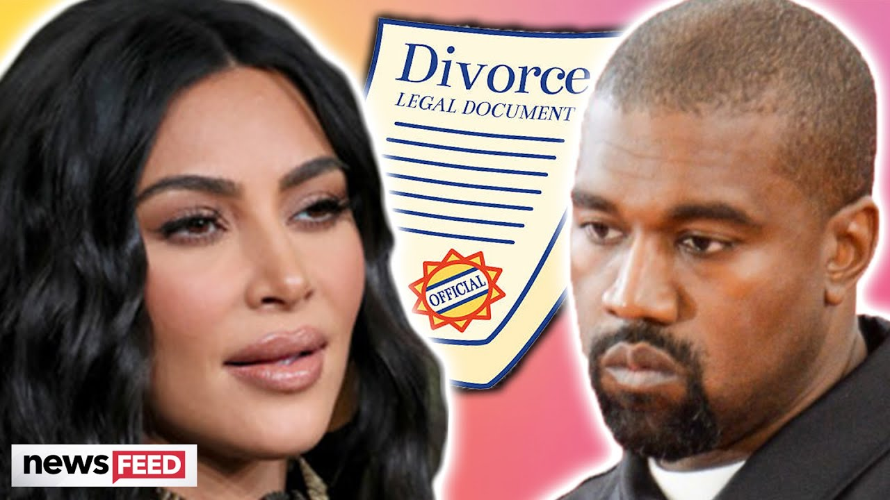Kim Kardashian Reportedly Has Divorce From Kanye West All Planned Out!