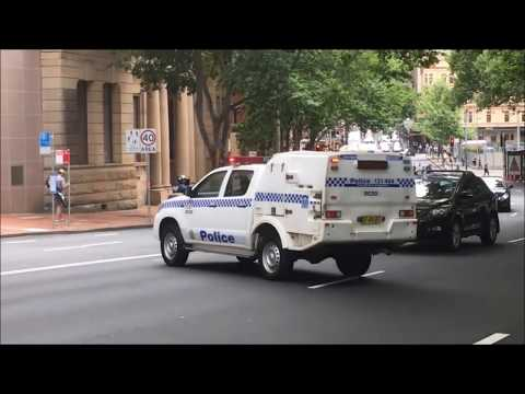 NSW Police Tribute *Officer Down*