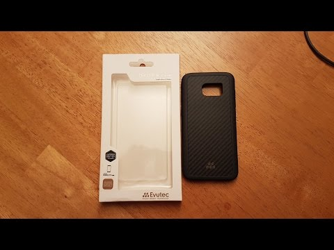 Review of the Evutec SI Lite Case for the Samsung Galaxy S7 Edge
