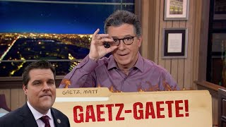 Download Gaetz-Gaete: Could A Quid-Pro-Pot Take Down The Troubled Congressman?