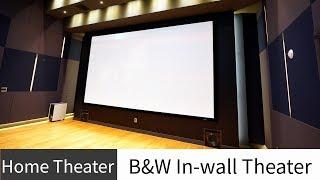 창원 250인치 대화면 매립 홈시어터 전용룸 설치기 -…