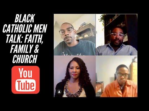 Black Catholic Men Talk Faith, Church, & History