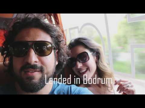 Our first Bodrum Vlog !