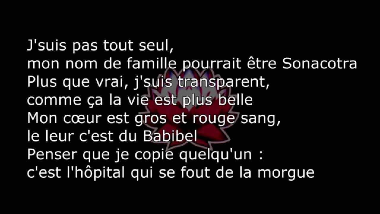 Rap Genius [PAROLES/LYRICS]