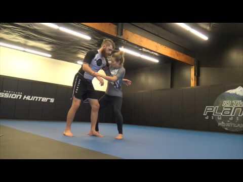 Sonya Davis Jiu Jitsu Moves