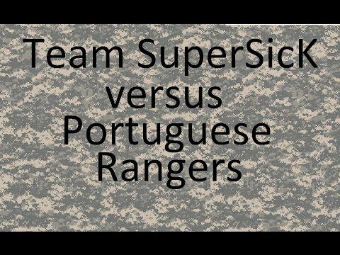 ESL Summer Cup Final Team SuperSicK versus Portuguese Rangers