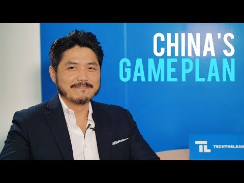 All About China's Game Plan for Mobile with Chris Lang Xperi