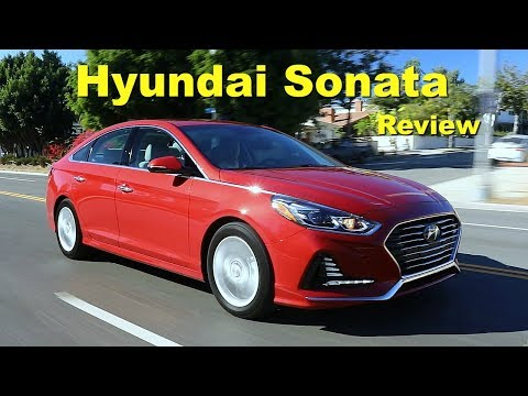 2018 Hyundai Sonata Review and Road Test