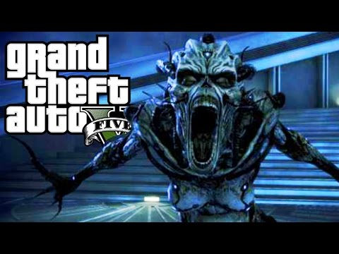5 SCARIEST PLACES & LOCATIONS IN GTA 5 (GTA V)