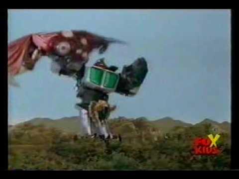 Power Rangers Forca Animal Youtube