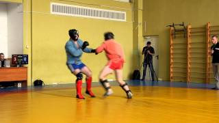 Чемпионат Беларуси по Самбо 2014 - Лучшие моменты