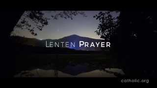 Image of Lenten Prayer HD video
