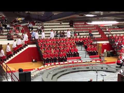 Parkersburg High School Centennial Celebration 5/19