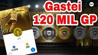 GASTEI 120K DE GP NO EMPRESARIO DE 10K !! PES 2018 MOBILE