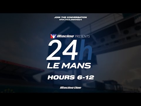 24 Hours of Le Mans // Part 2 (Hours 6-12)