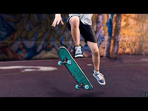 Учусь Трюкам На Скейтборде За 24 Часа