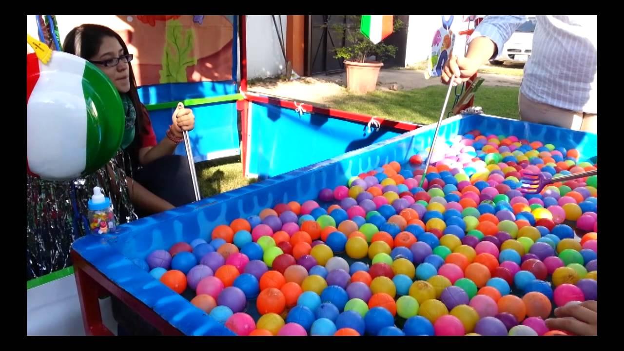 Juegos De Feria La Pesca Rentalos Para Tu Kermessse Fiestas O
