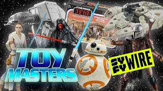The 6 Greatest Star Wars Toys Ever - Toy Masters | SYFY WIRE