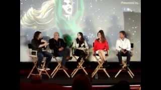 Battlestar Galactica LA Times Hero Complex Cast Reunion – Part 2