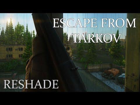 reshade escape from tarkov - cinemapichollu