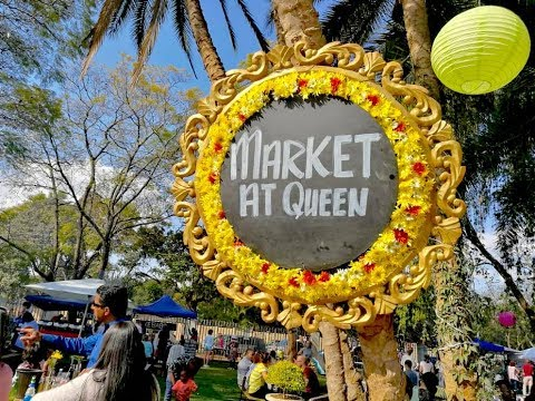 Market At Queen ( Queen of Hearts, Harare , Zimbabwe)