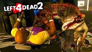 LEAVING A MAN BEHIND! - Left 4 Dead 2!