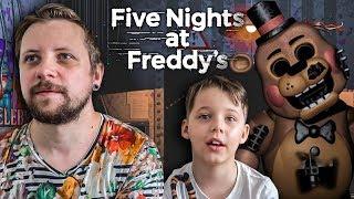 HORROR Z TYMONEM - Five Nights at Freddy's