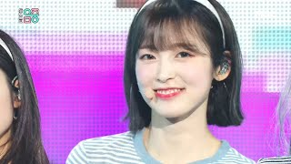 Download lagu OH MY GIRL - Dolphin + Non Stop (살짝 설렜어) [Show! Music Core Ep 678]