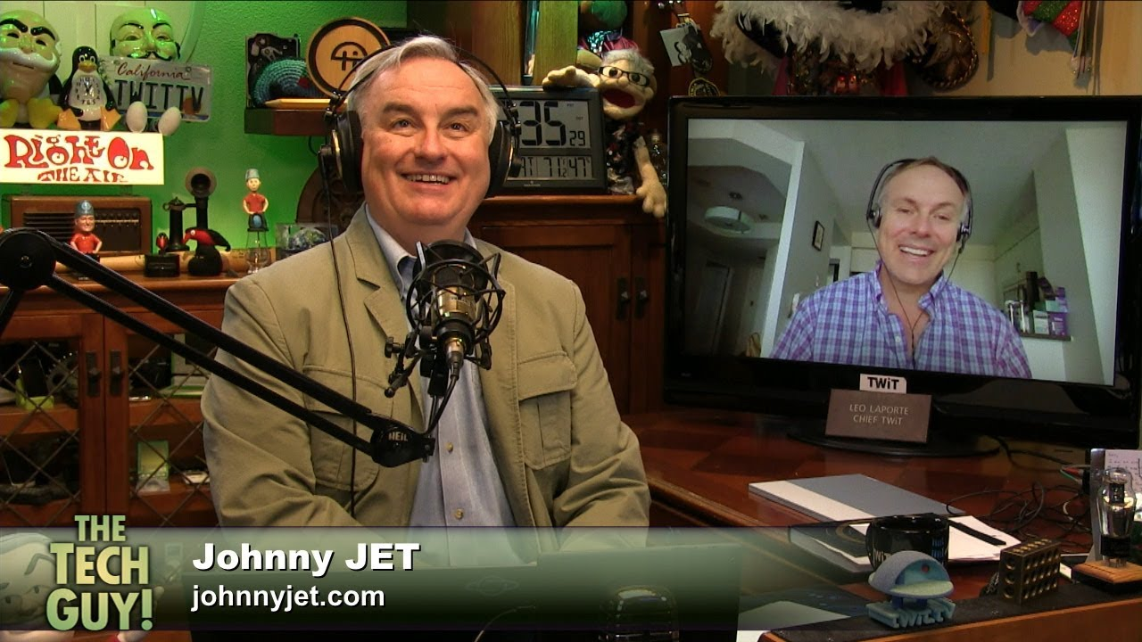 Leo Laporte The Tech Guy 1497 Youtube