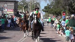 St. Patrick's Day Parade St. Augustine