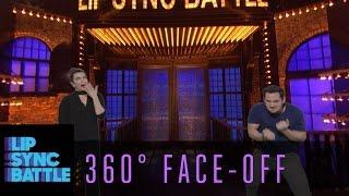 LSB 360 Face-Off: Matt McGorry vs. Bellamy Young | Lip Sync Battle