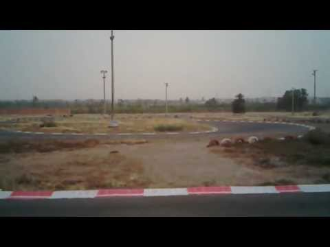 karting marrakech juin 2012 benzita