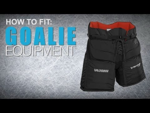How To Fit Goalie Equipment: Pants