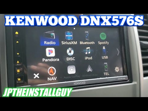 Kenwood dnx576s double din review
